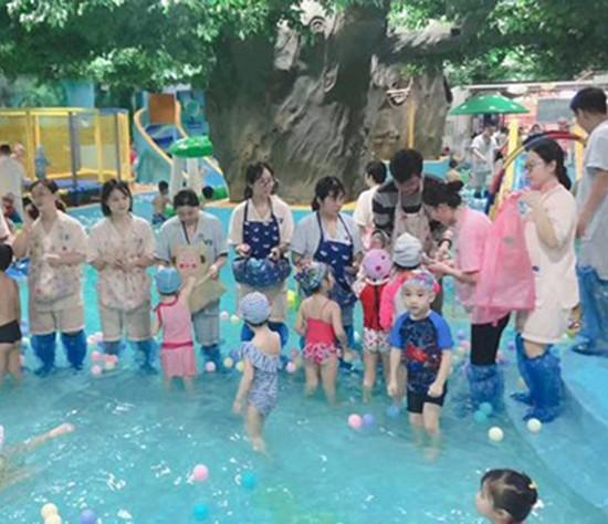 陕西室内儿童水上乐园